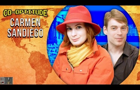 Watch Let's Play WHERE IN TIME IS CARMEN SANDIEGO?! (Co-Optitude with Ryon & Felicia Day)