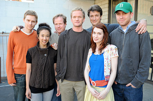 Dr. Horrible Cast