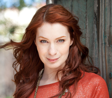 I don't believe in you, Felicia Day. You are too perfect.